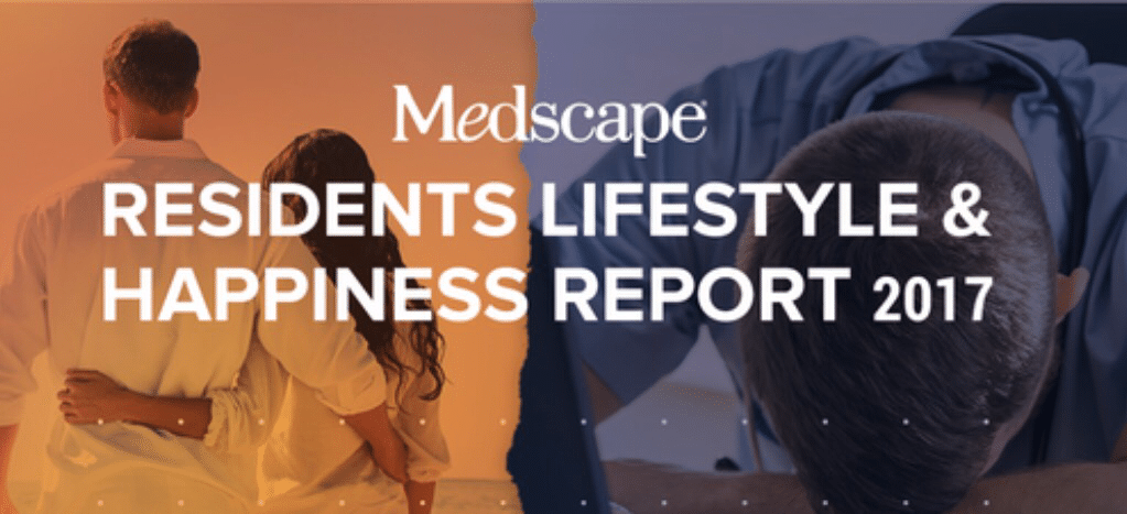 Are residents happy and well paid? Highlights from the 2017 MedScape Reports